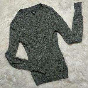 Express V Neck Sweater Size XS